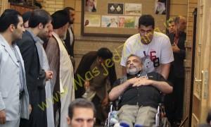 مراسم سالگرد شهید سید باقر طباطبائی نژاد * مسجد الزهراء